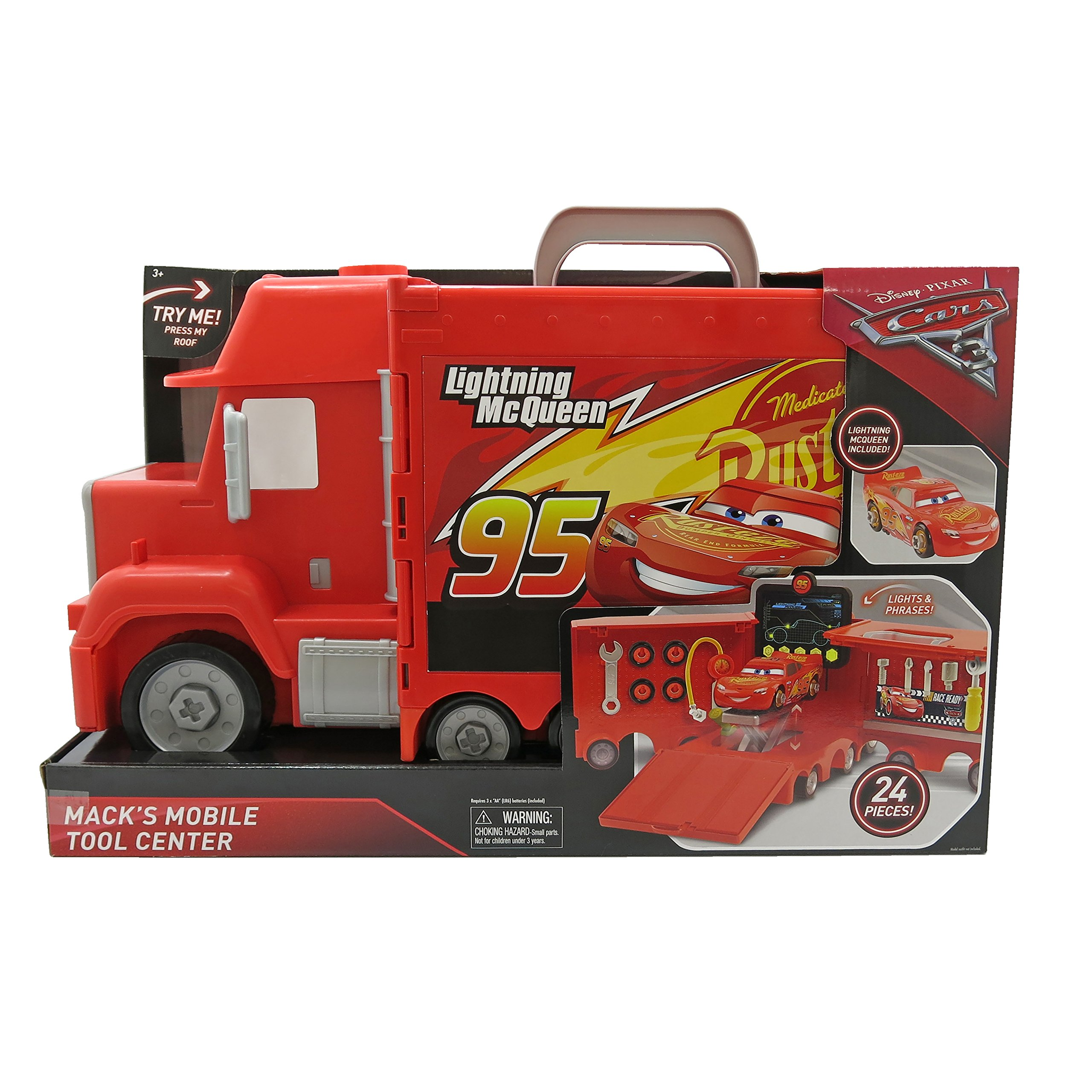 Cars 3 Macks Mobile Tool Center by Cars 3 (Image #1)