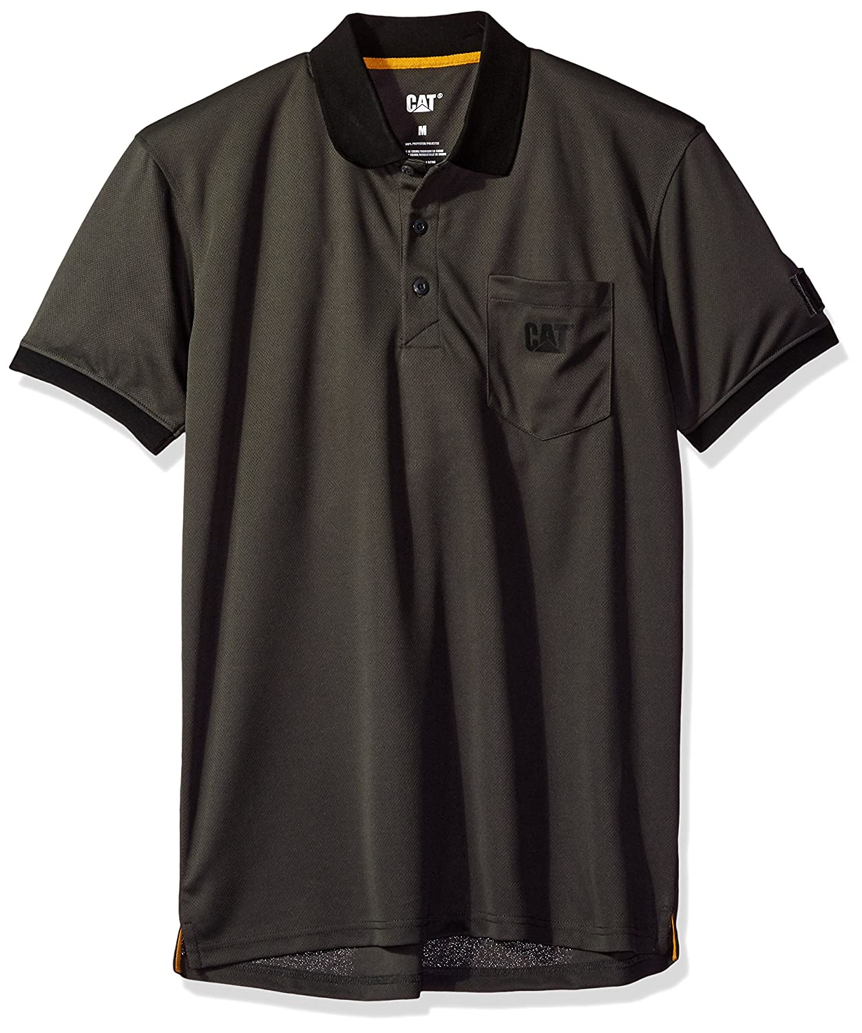 Caterpillar Mens Snag-Free Performance Polo CAT Men' s Sportswear & Accessories 1620007