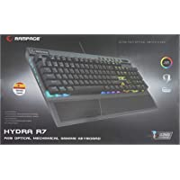 Rampage Hydra R7 USB Full RGB Aydınlatmalı Optik Spanish Layout Gaming Pro Mekanik Klavye