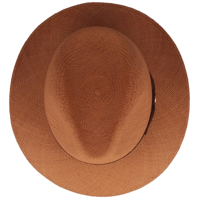 ORIGINAL Sombrero Panamá | Sombrero de paja tejido a mano en ...