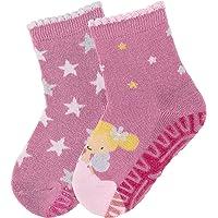 Sterntaler Glitzer Flitzer Air DP Fee Calcetines para Bebés