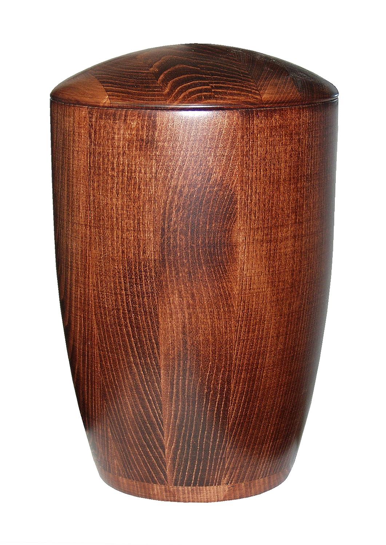 Urns UK Pitsea 244 CI Erwachsene Urne für Asche, Holz, Holz, Holz, Mahagoni 96cbe6
