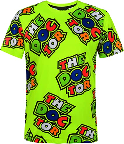 MotoGP Valentino Rossi VR46 Kids The Doctor T-Shirt2019 Season