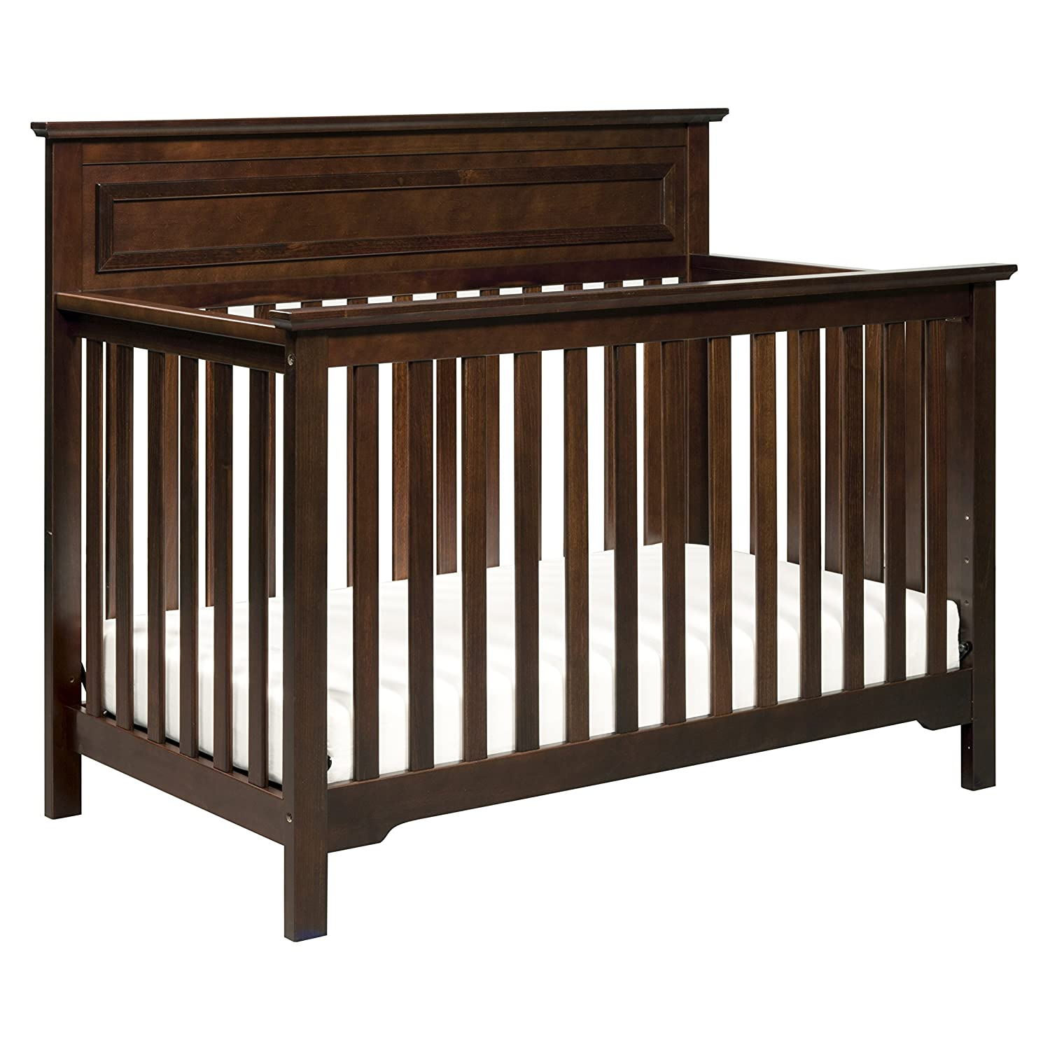 Delightful DaVinci Autumn 4 In 1 Convertible Crib, Espresso
