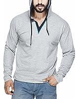 Demokrazy Men's Cotton T-Shirt