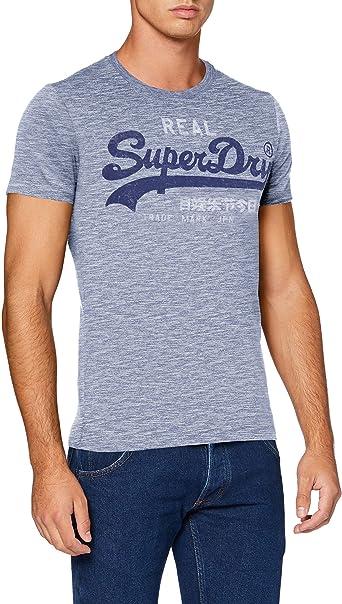 Superdry VL Premium Goods tee Camisa para Hombre