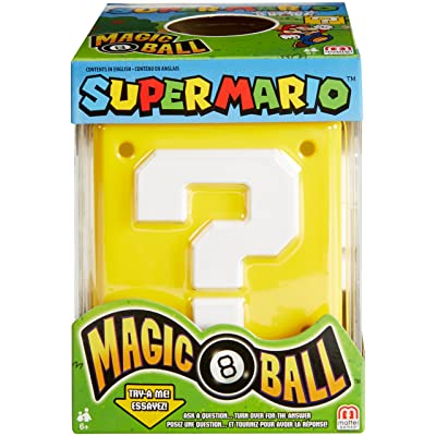 Magic 8 Ball: Super Mario: Toys & Games