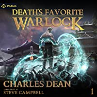 Death's Favorite Warlock: Death's Favorite Warlock, Book 1