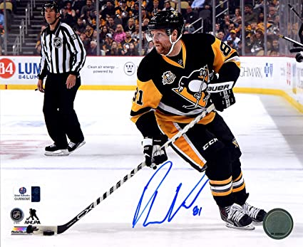save off b9e1b f970b Phil Kessel Pittsburgh Penguins Signed Autographed 8