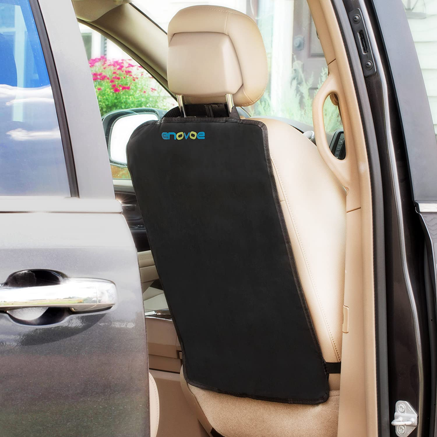 Car Auto Seat Back Protector Cover for Children Kick Mat Mud Clean Bestpriceam/® Deluxe Kick Mats Blue