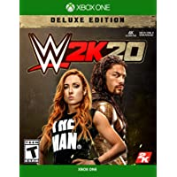 WWE 2K20 Deluxe Edition Xbox One - Special Edition - Xbox One