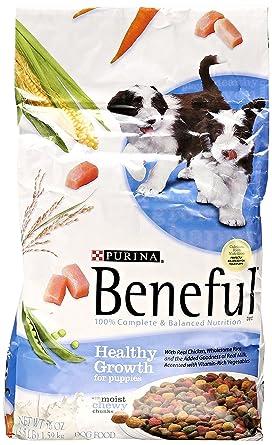 Purina Beneful Puppy Food 3 5 Lb Amazon Com Grocery Gourmet Food