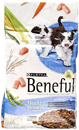 Purina Beneful Puppy Food 35 Lb Amazoncom Grocery Gourmet Food