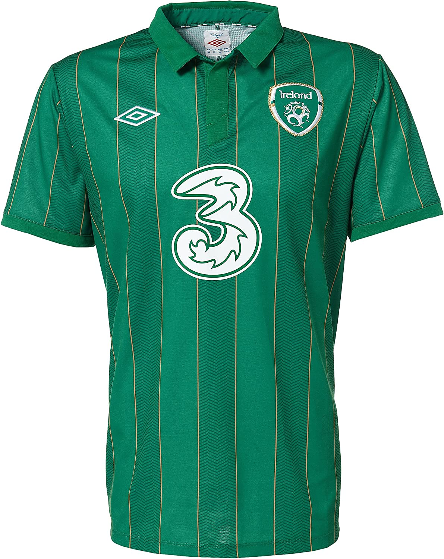 Umbro Ireland Home Jersey- 2012