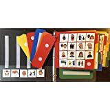 LOT BOOK FREE 230+ PECS WITH ASL COMMUNICATION AUTISM PERSONALIZED ABA THERAPY by Boardmaker