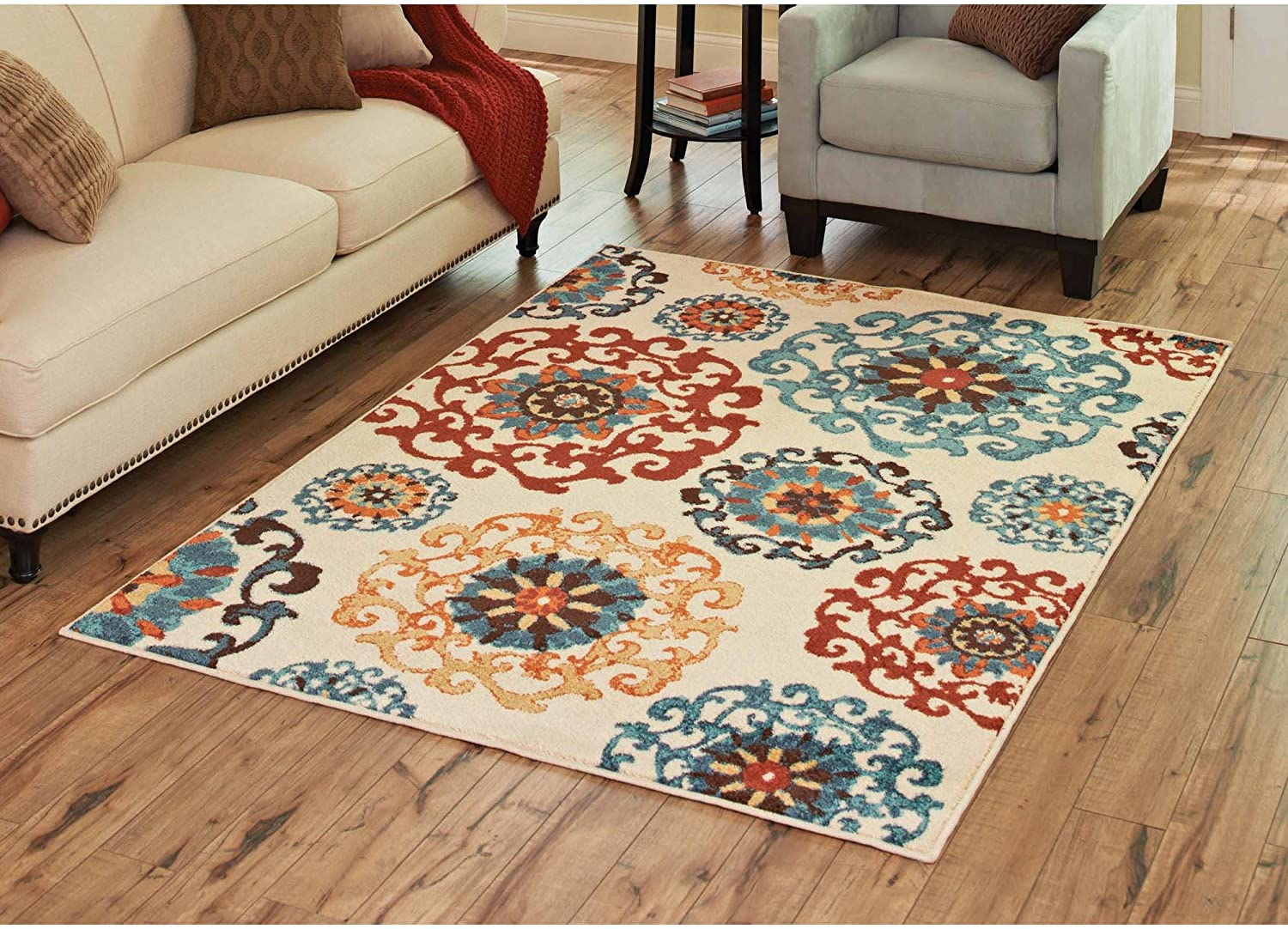 Amazon Com Better Homes And Gardens 283167 Orian Rugs Suzani