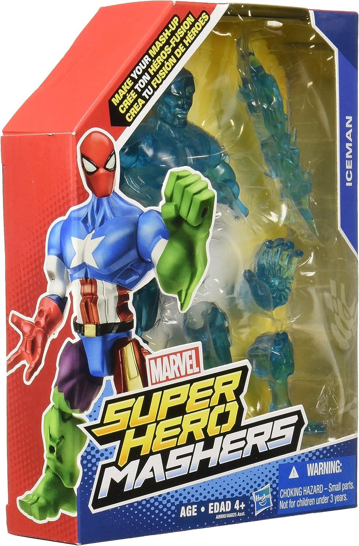 Marvel Super Hero Mashers Hulk vs. Loki Mash Pack Iceman