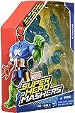 Marvel Super Hero Mashers Iceman Figure