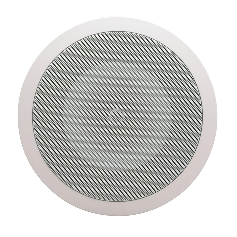 speakers ceiling. amazon.com: energy eas-6c in-ceiling speakers (pair, white): home audio \u0026 theater ceiling