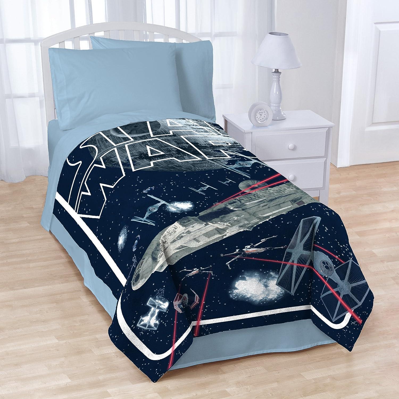 Star Wars Classic 62 x 90 Twin Blanket