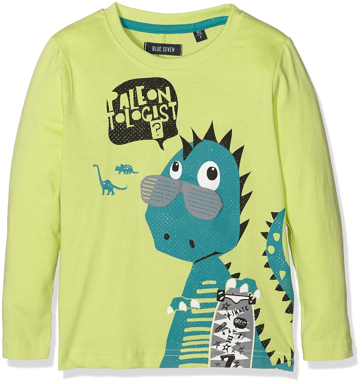 Blue Seven Kl KN RH, T-Shirt Bambino Blue Seven kl KN T-Shirt Grün (Apfel 719) 24 Mesi 850519 X