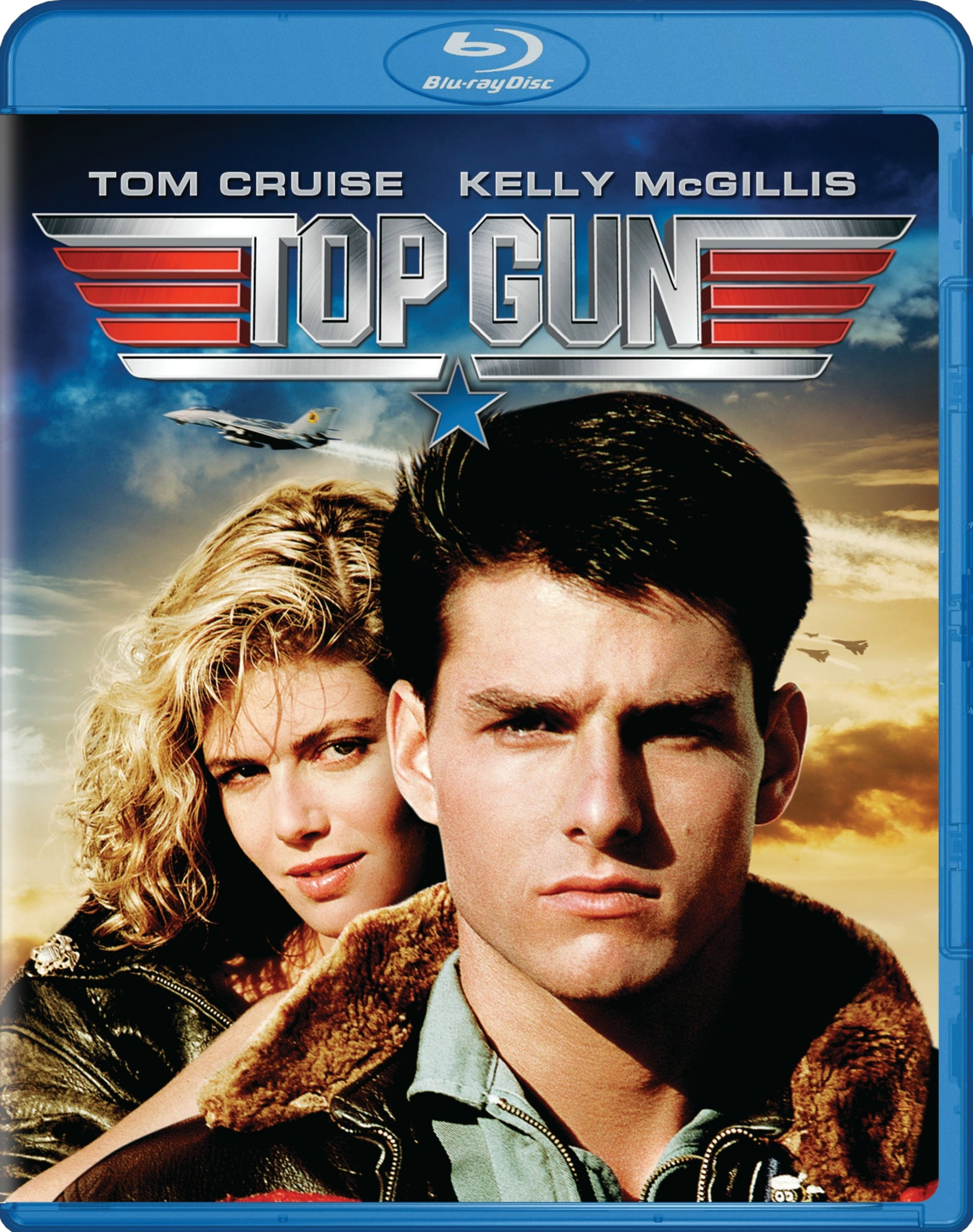 Blu-ray : Top Gun (, Dubbed, Dolby, AC-3, Digital Theater System)