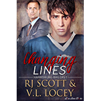 Changing Lines (Harrisburg Railers Hockey Book 1) (English Edition)