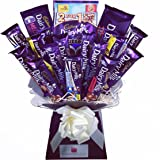 Cadbury Dairy Milk Collection Chocolate Bouquet - Sweet Hamper Tree Explosion - Perfect Gift