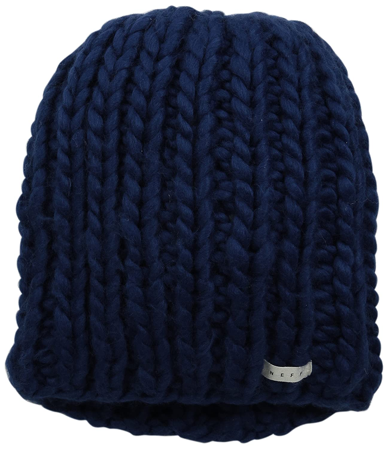 d43239e9b57 Amazon.com  Neff Womens Beanie Cara Black