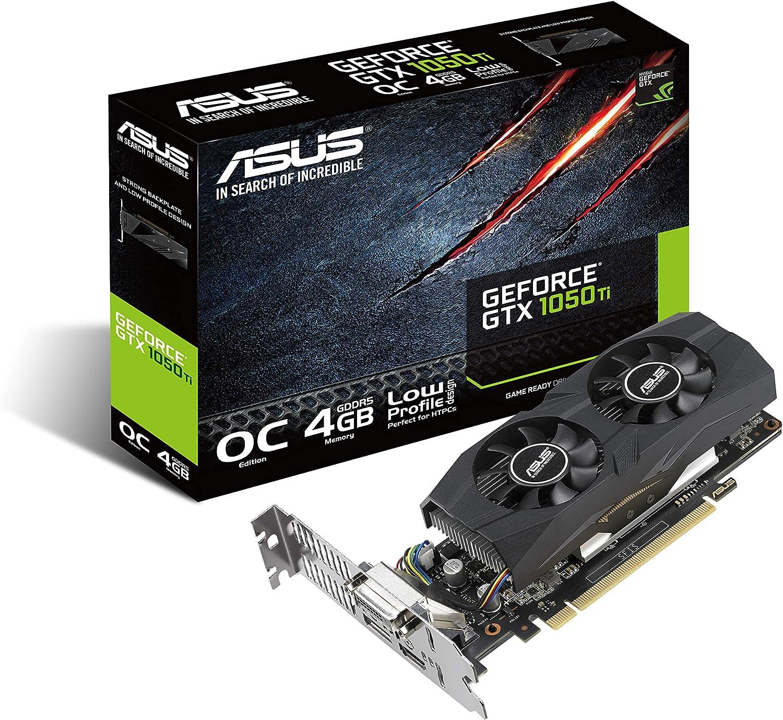 Asus Geforce Gtx1050ti O4g Lp Brk Gaming Nvidia Computer Zubehör