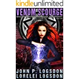 Venom Scourge (Shadow Paranormal Police Department Book 1)