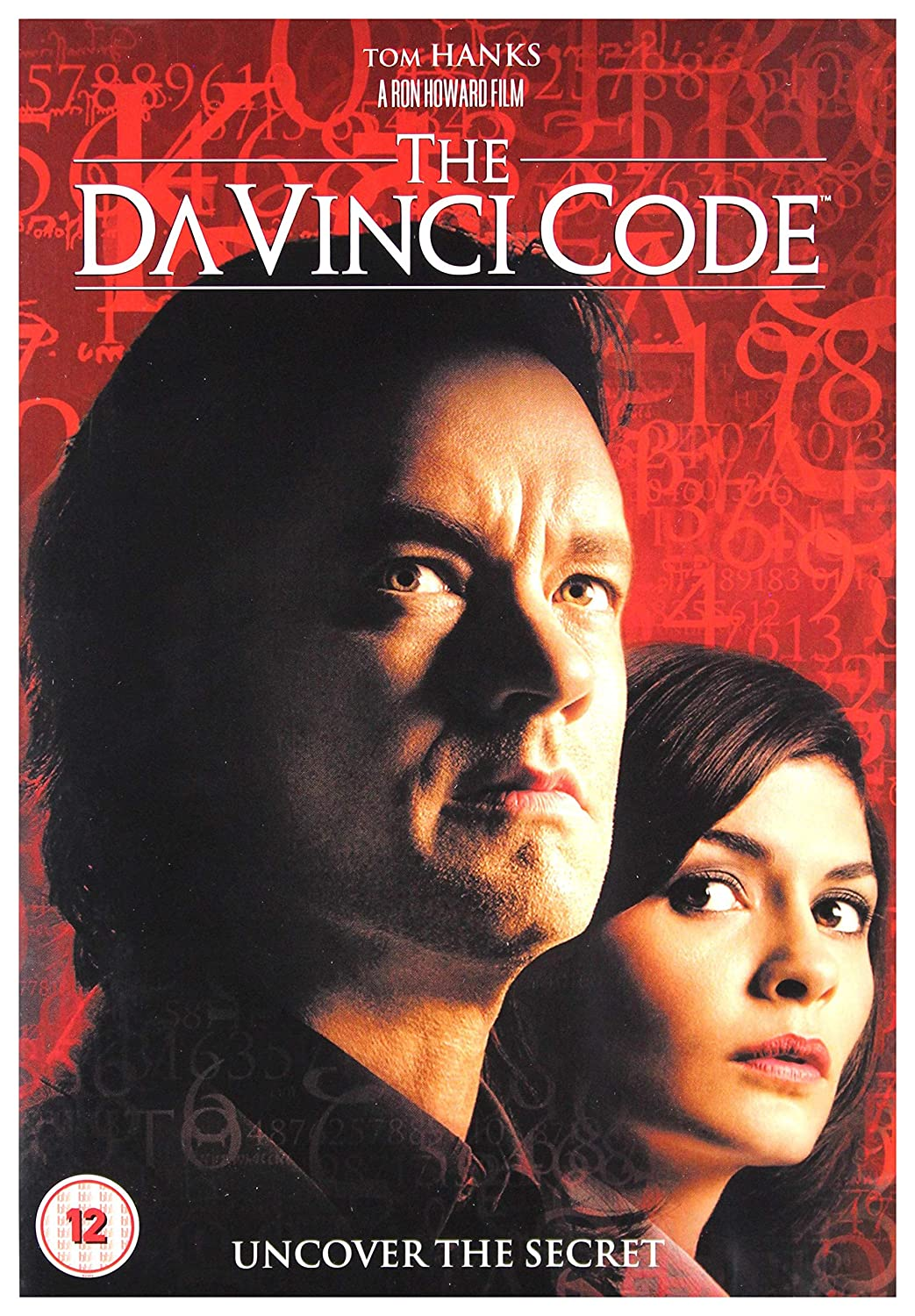Amazon Com The Da Vinci Code 2006 2007 2007 Tom Hanks Audrey Tautou Movies Tv
