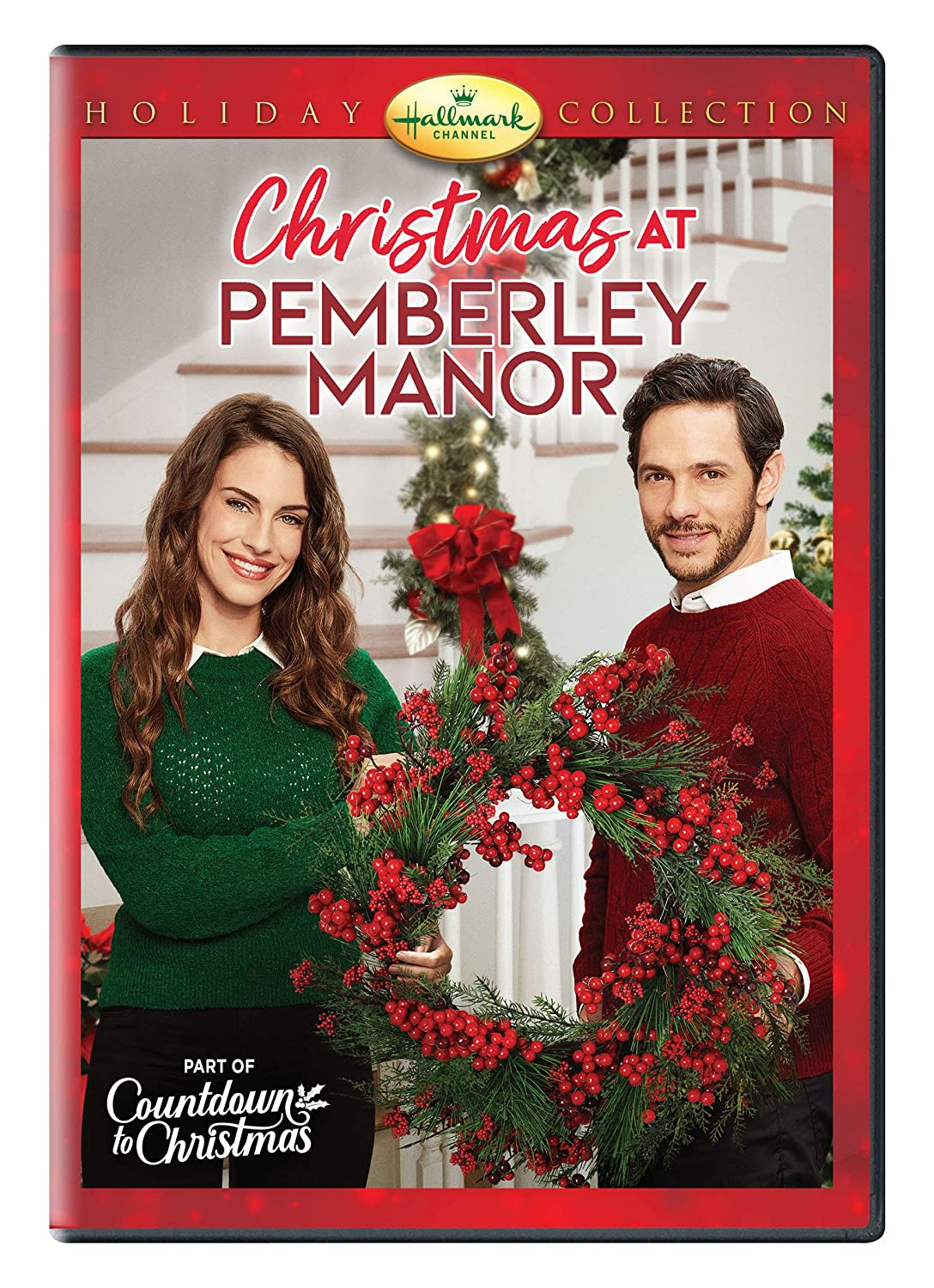Christmas Homecoming Ideas.Amazon Com Christmas At Pemberley Manor Jessica Lowndes