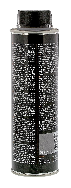 Rymax Lubricants rymax enfriador impermeabilizante kühlwasser additiv 250 ml - Sellado y protege Soldados todo el sistema de refrigeración: Amazon.es: Coche ...