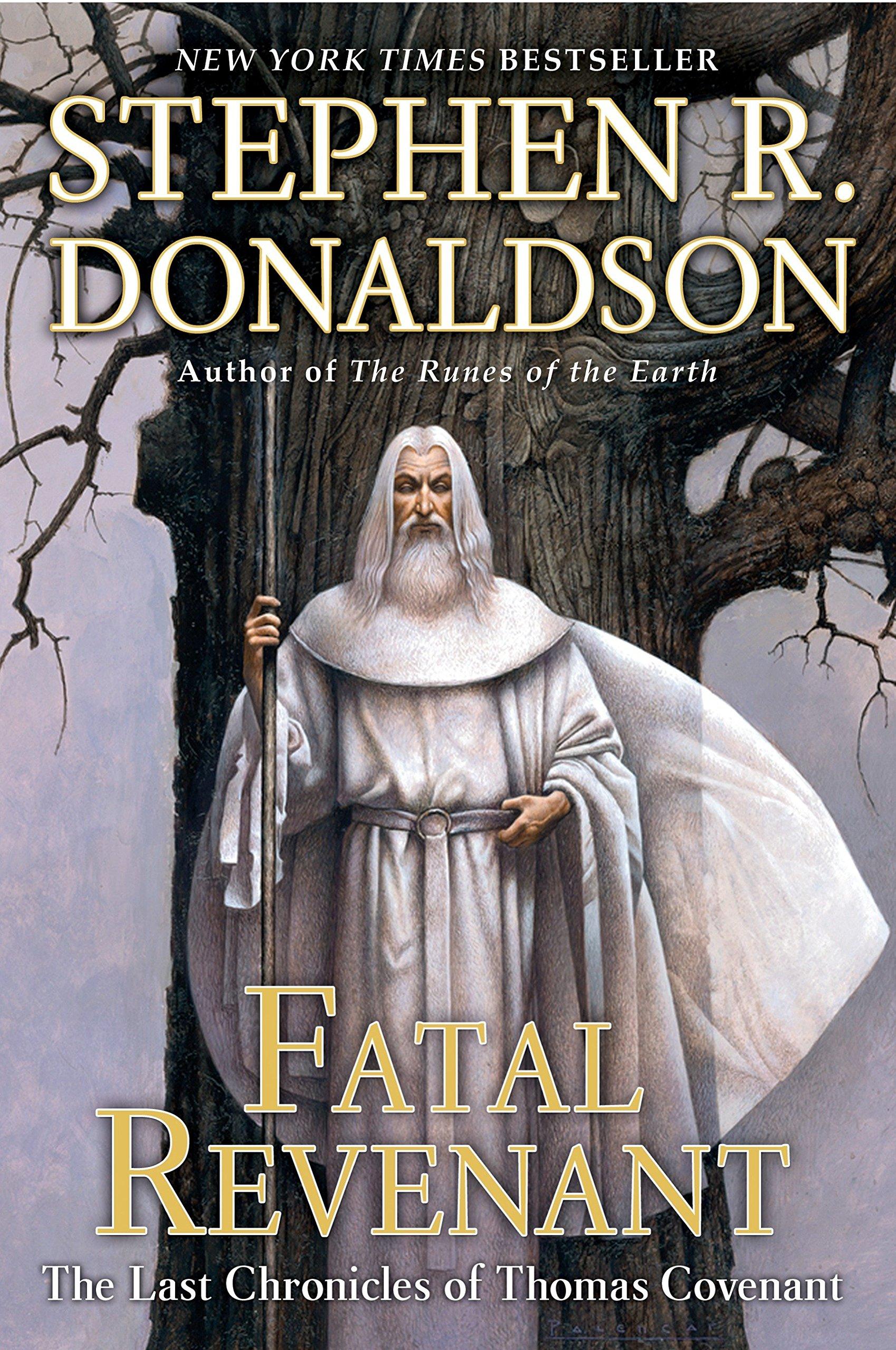 Fatal Revenant: The Last Chronicles of Thomas Covenant pdf epub