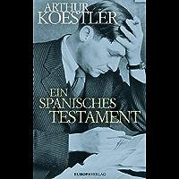 Ein spanisches Testament (German Edition)