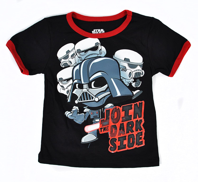Star Wars Disney Toddler T-Shirt Shorts Set 2pc Outfit