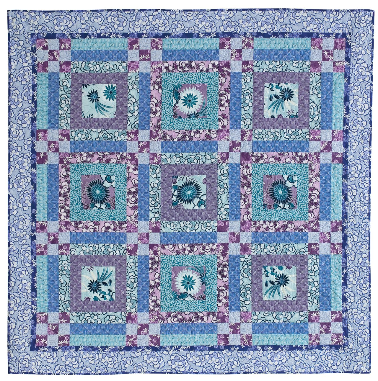 Easy Quilts for Beginners and Beyond: 14 Quilt Patterns from Quiltmaker Magazine by That Patchwork Place (Image #13)
