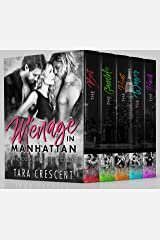 Ménage in Manhattan: The Complete 5-Book Ménage Romance Collection Kindle Edition