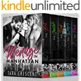 Ménage in Manhattan: The Complete 5-Book Ménage Romance Collection