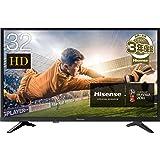 ハイセンス 32V型 ハイビジョン液晶テレビ - IPSパネル/外付けHDD録画対応(裏番組録画)/メーカー3年保証 - 32A50
