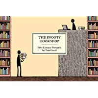 The Snooty Bookshop: Fifty Literary Postcards