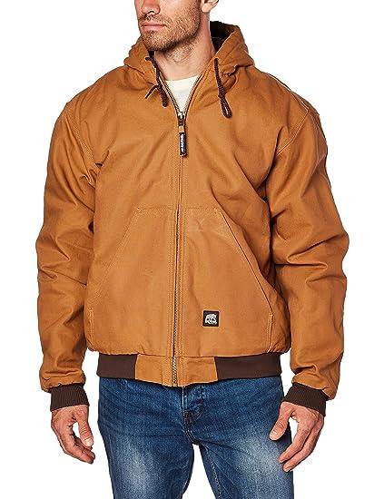cd6530a11 Berne Men's Original Hooded Jacket