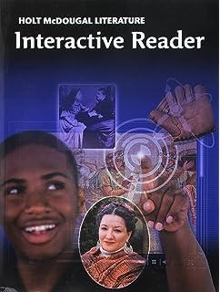 Holt mcdougal literature interactive reader grade 7 holt holt mcdougal literature interactive reader grade 6 fandeluxe Images