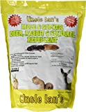 Uncle Ian's Mole & Gopher, Deer, Rabbit & Squirrel Repellent, 5.5 lb