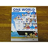 """ One World 中学1年生英語教科書""に""学習用音声ペン"" を組合せました。 (中学英語教科書 音声ペンセット)"