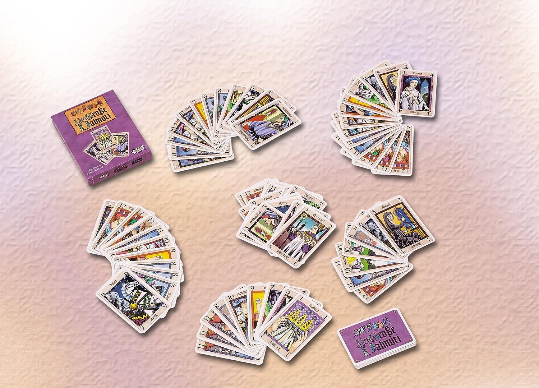 Amigo 6920 `The great Dalmuti` Cardgame