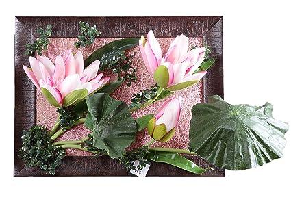 Buy vck charming lotus flower wall hanging online at low prices in vck charming lotus flower wall hanging mightylinksfo