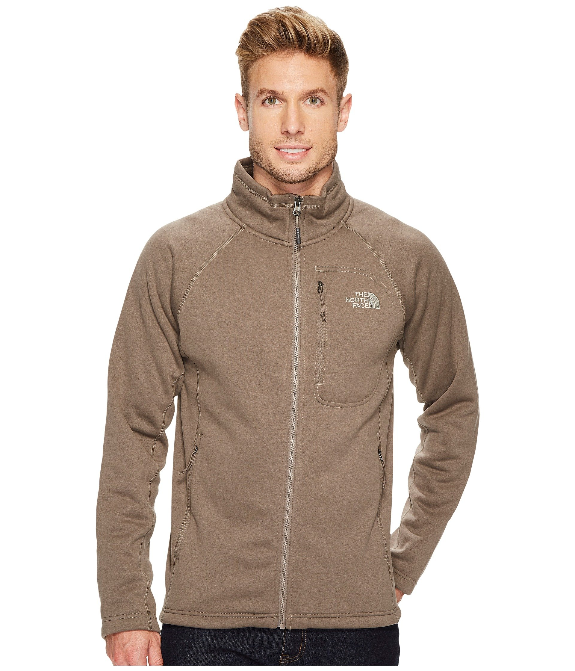 The North Face Timber Full Zip Mens Jacket