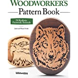 Woodworker's Pattern Book: 78 Realistic Fretwork Animals (Fox Chapel Publishing) Detailed, Ready-to-Use Wildlife Patterns for